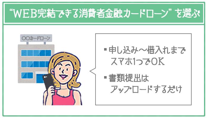 水商売で働く方が職場への電話を避けるなら「WEB完結できる消費者金融カードローン」へ申し込むのがベスト