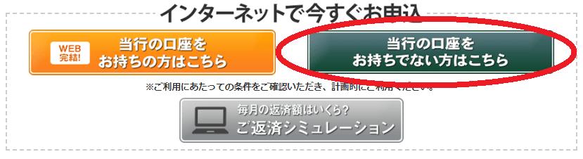 三井住友銀行カードローンは口座を持っていなくても申し込める
