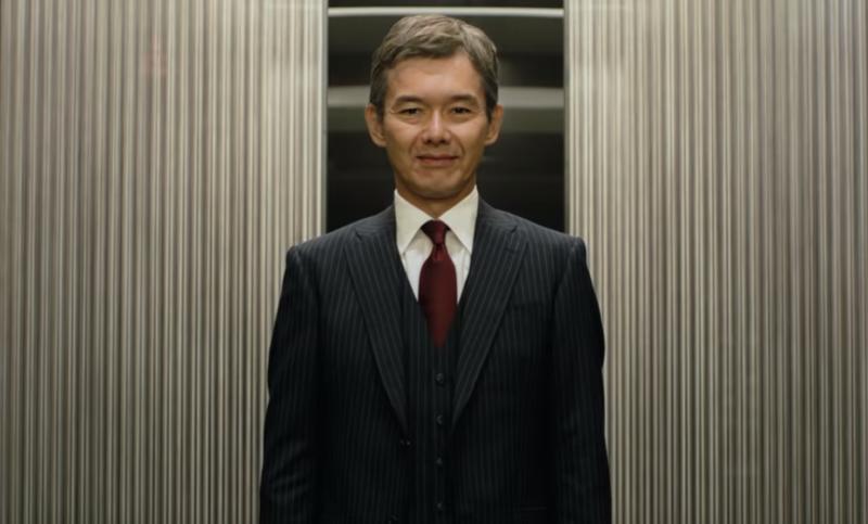 アコムのCMに出演中の渡部篤郎さん